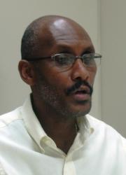Supervisor of Elections John Abramson.