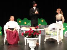 "Scene from ""Importance of Being Earnest"""