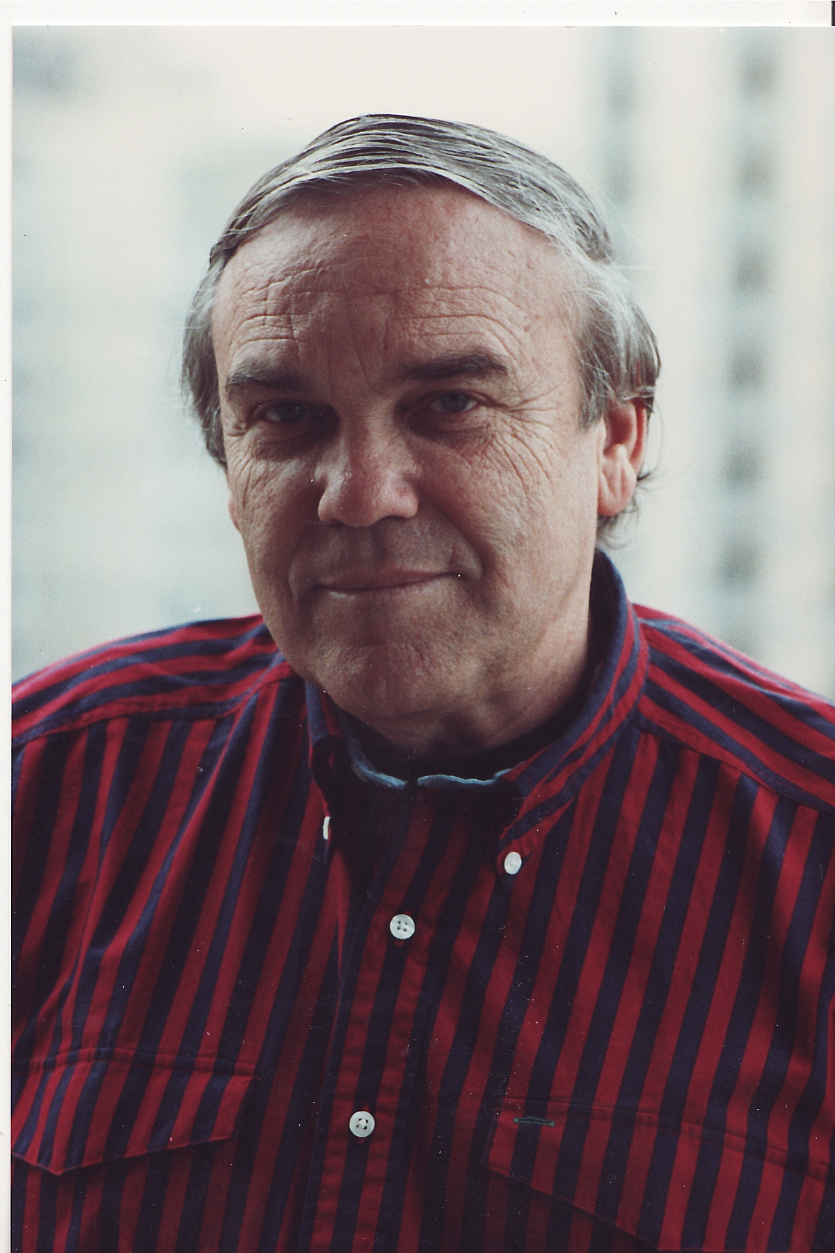 """Ron Walker was known as a gifted writer and a """"straight shooter."""" (Photo courtesy of the Walker family)"""