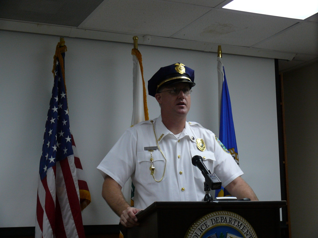 St. Croix Deputy Chief Christopher Howell says VIPD officers will be turning up the heat on illegal cash-for-gold businesses.