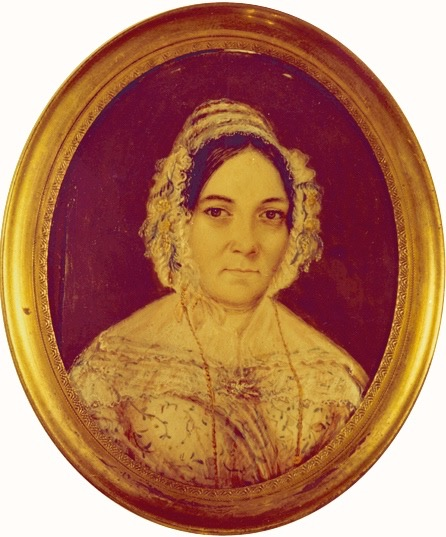 Anna Heegaard (photo courtesy of Ancestry.com).
