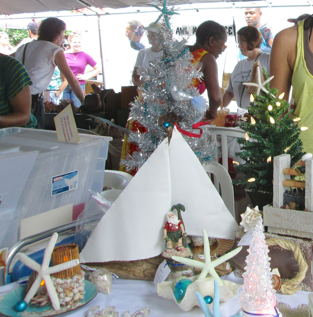 Crafts Sell At The 2013 Bizarre Bazaar