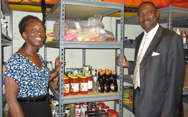 Not For Profit Helping Hands Food Pantry St Croix Source