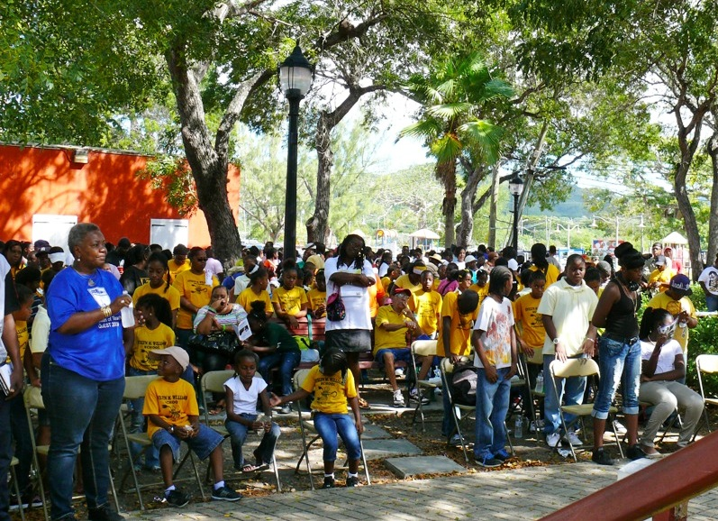 Frederiksted Remembers Martin Luther King Jr  | St  Croix Source