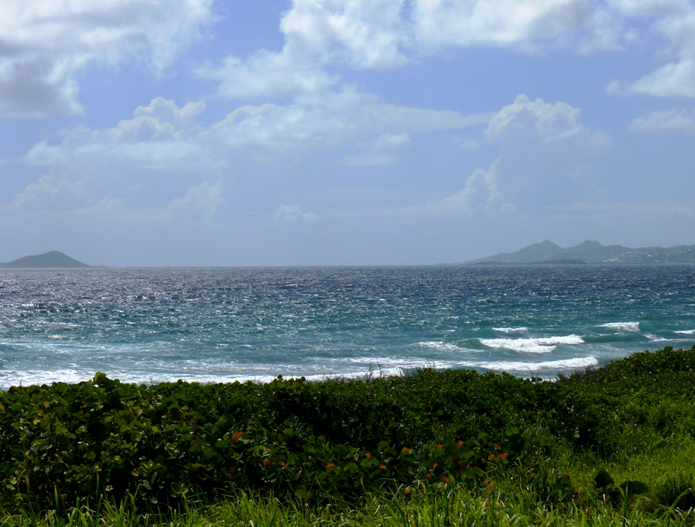 St. Croix's Buck Island and East End.