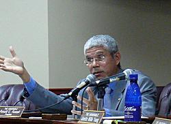 Senate President Ronald Russell