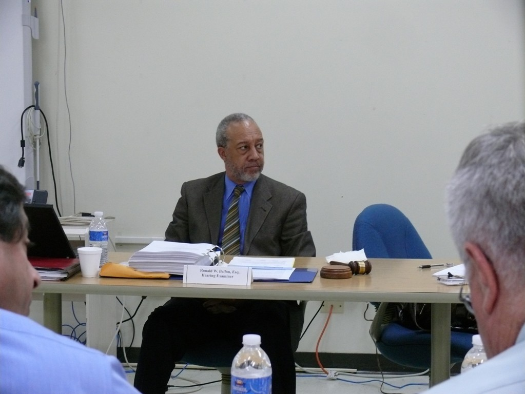 PSC Hearing Examiner Ronald Belfon will submit his findings in early December.