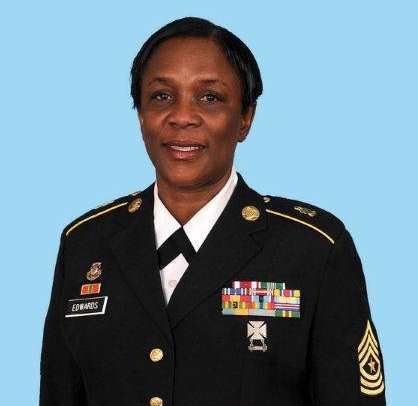 National guard ving state command sergeant major scsm on friday