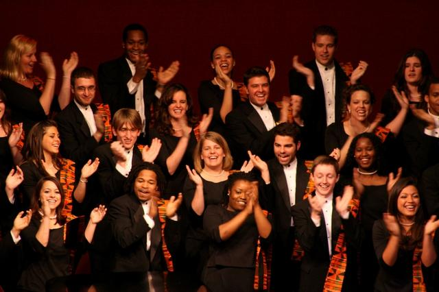 The Essence of Joy Alumni Singers