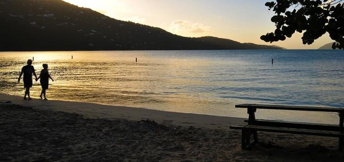 A stroll around Magens Bay. (File photo)