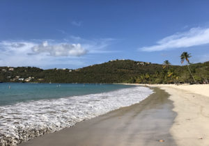 Magens Bay beach, St. Thomas. (File photo)