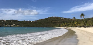 Magens Bay beach, St. Thomas. (File photo)