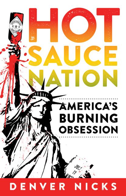 The Bookworm: 'Hot Sauce Nation'