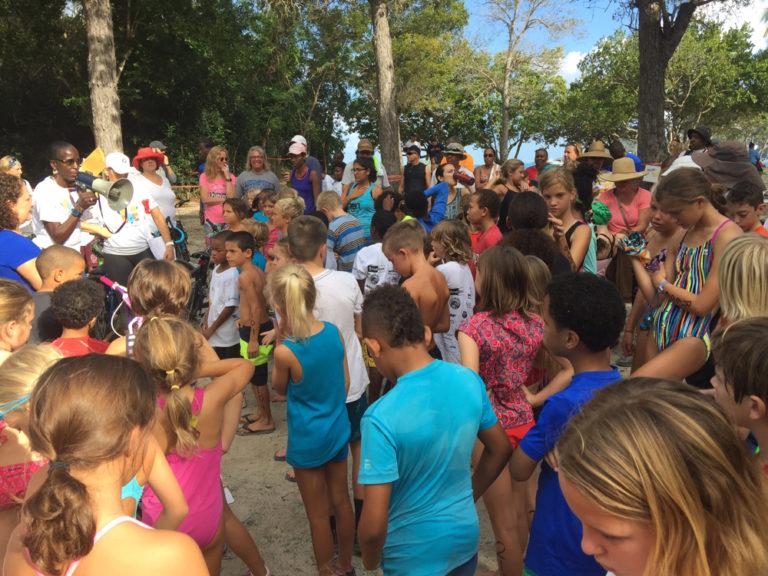 Kids Triathlon Trains Youth, Unites Community