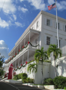 Government House St. Thomas (Photo from freephotooftheday.com)