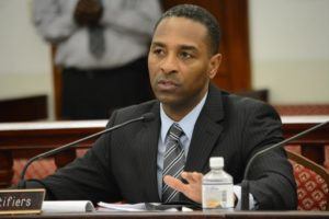 Attorney General Claude Walker (File photo)