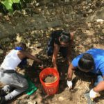 St. Croix children get hands on experience with archaeological dig.