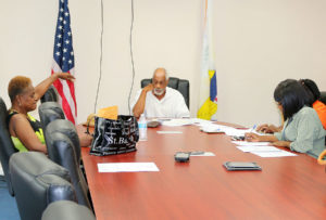 In July 2017, the Joint Election Board discussed whether they could continue to meet after new election law took effect. The V.I. Supreme Court has agreed to hold an expedited hearing on the appeal.