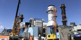 Generating Unit on St. Thomas (James Gardner photo)