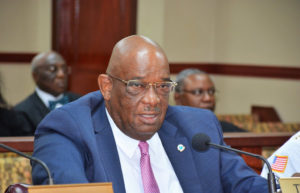 Police Commissioner Delroy Richards Sr. (File photo)