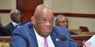 Police Commissioner Delroy Richards Sr. (File photo)