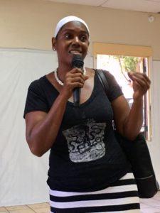 Carla Sewer in 2017 file photo.