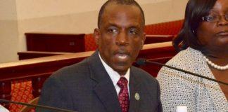 Agriculture Commissioner Carlos Robles (V.I. Legislature, file photo)
