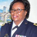 Brigadier General Deborah Howell (File photo)