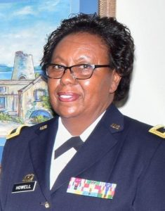 Brigadier General Deborah Howell (File photo)