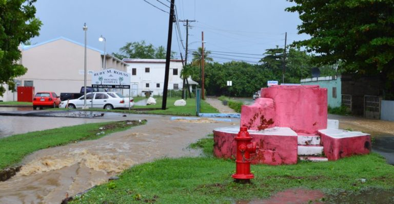 Day 3: Flash Flood Watch Continues Friday Across the USVI