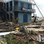 Damage in Cruz Bay, St. John. (David Knight Jr. photo)