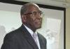 UVI President David Hall (File photo)