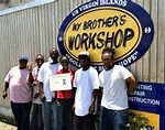 My Brothers Workshop is one of the V.I. non-profit groups to receive belated funds from the Government of the Virgin Islands. (File photo)