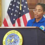 Department of Planning and Natural Resources Commissioner Dawn L. Henry (File photo)