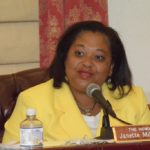 Sen. Janette Millin Young (V.I. Legislature photo by Barry Leerdam)