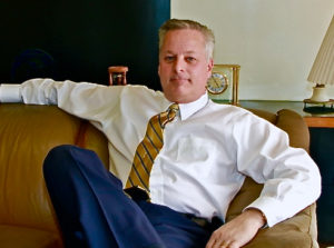 Attorney Tom Bolt (Photo from the BoltNagi PC website.)