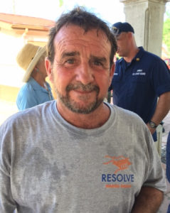 Frank Leckey of Resolve Marine Group