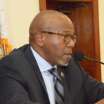 Senate President Myron Jackson. (File photo)