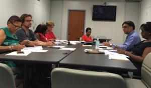 The JFL board meets Thursday at the V.I. Cardiac Center.