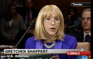 U.S. Attorney Gretchen Shappert (File photo)