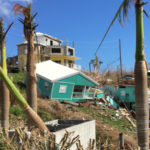 Damage wrought on the islands by Hurricanes Irma and Maria. (File photo)