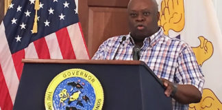 Gov. Kenneth Mapp has extended the territory's State of Emergency through April 3.