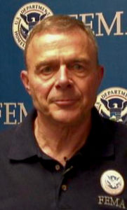 FEMA's Bill Vogel