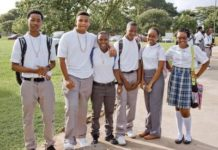 St. Croix Educational Complex students return to school