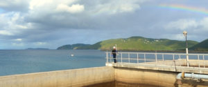Veolia's wastewater treatment plant on St. Thomas. (Image from Veolia's website)
