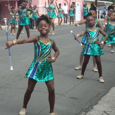 St. Croix Majorettes