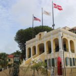 Government House in Christiansted. (Kelsey Nowakowski photo)