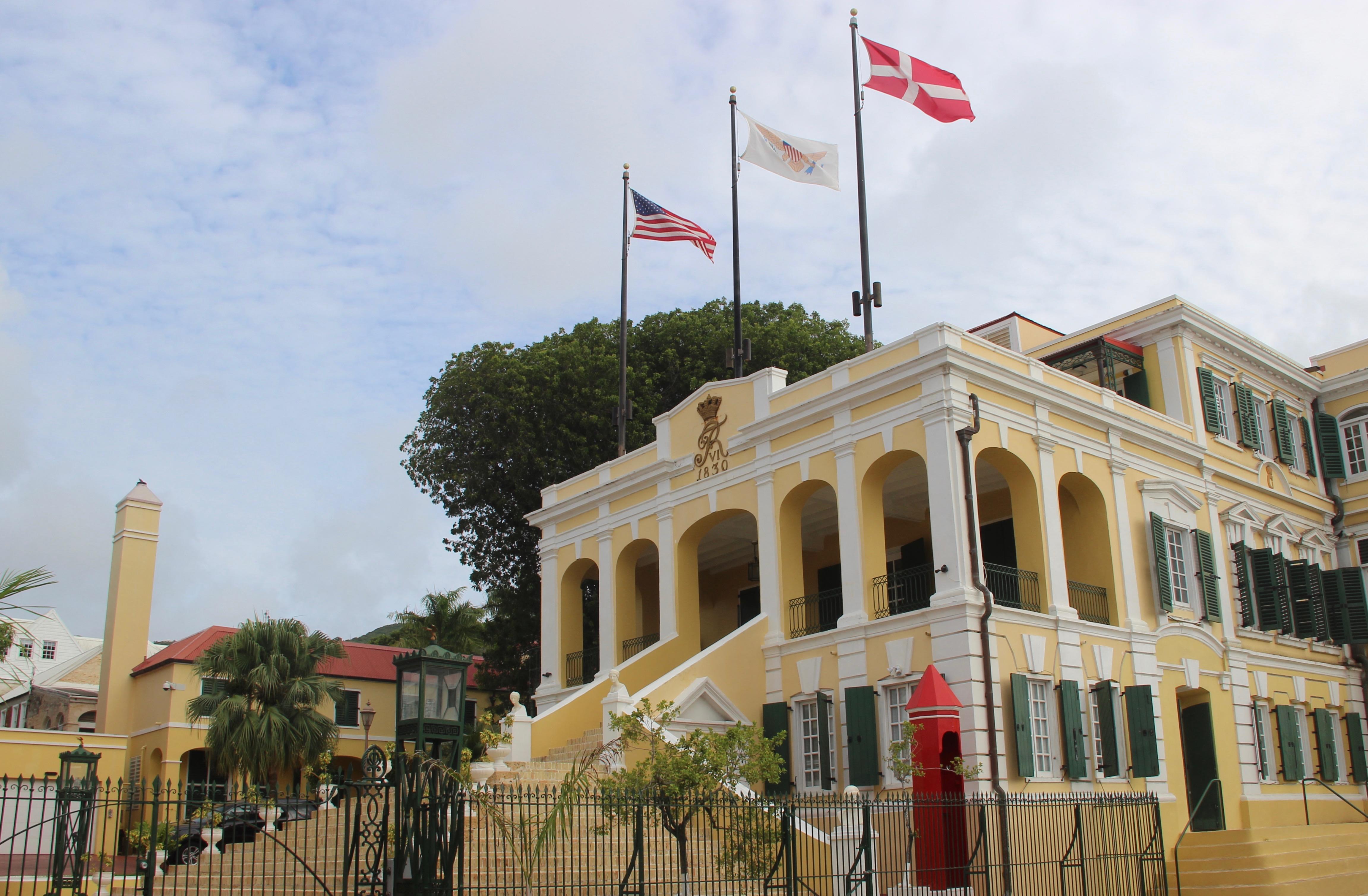 St Thomas Virgin Islands Government Jobs