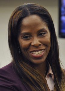 Delegate Stacey Plaskett (File photo)