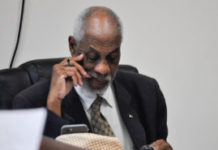 Arturo Watlington Jr. (File photo)